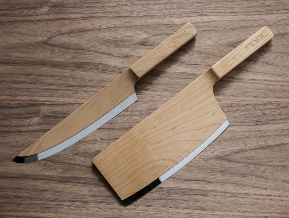 The Federal's Maple Knives