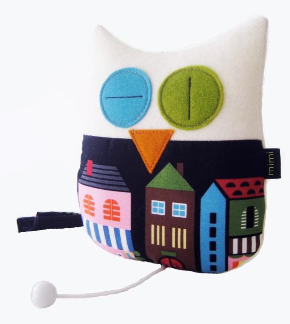 Marja Koskela's Owl Musicbaby