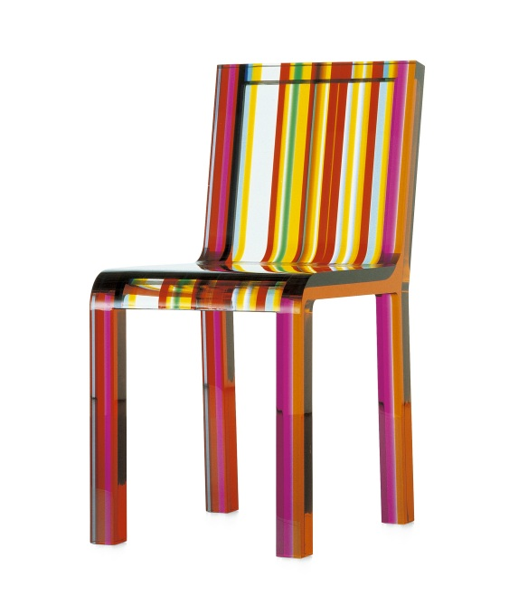 Cappellini's Rainbow Chair Designed by Patrick Norguet