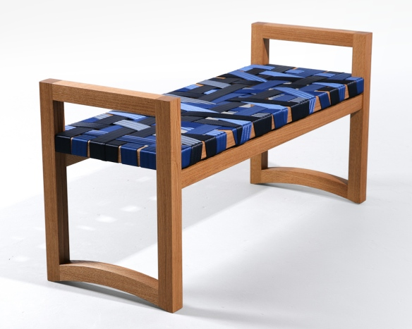 Christopher Solar's Strap Bench