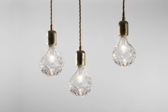 Lee Broom's Blinging Bulbs