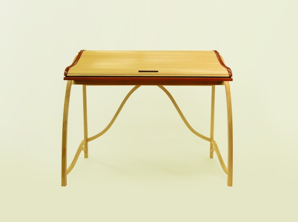 Reed Hansuld's Roll Top desk