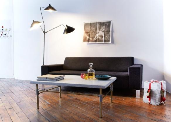 Castor Design's BMO Deadstock Table