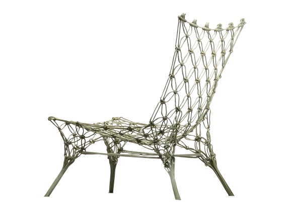 Marcel Wander's Knotted chair (produce by Cappellini)
