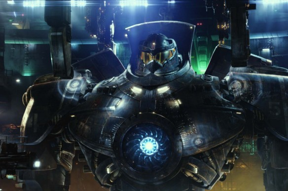Guillermo del Toro's Pacific Rim was made in Toronto
