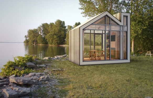 Bunkie designed by Evan Bare, Nathan Buhler and Jorge Torres