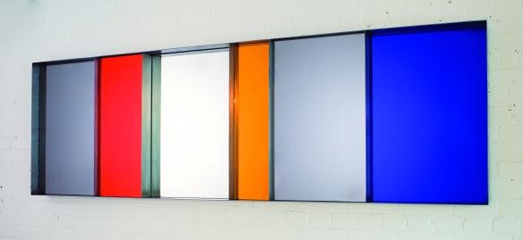 Françoise Turner-Larcade's Fragmented mirror