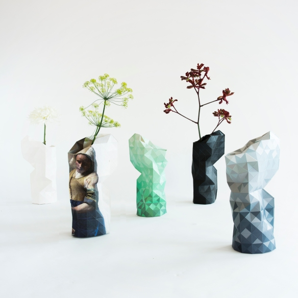Paper Vases Aesthetically Edgy Morally Sound Oh Heyyy